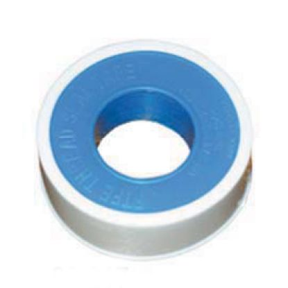 TEFLON TAPE 1/2IN X 520IN 2 PER POLY BAG WITH HEADER 80-817
