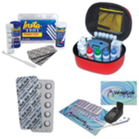 Picture for category Test Kits, Strips & Reagents