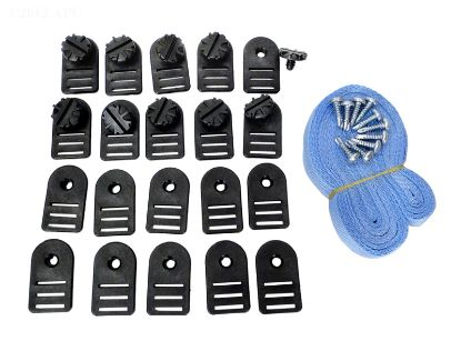 TUBE & BLANKET FASTENING KIT 6 PER CASE FG-FASKIT