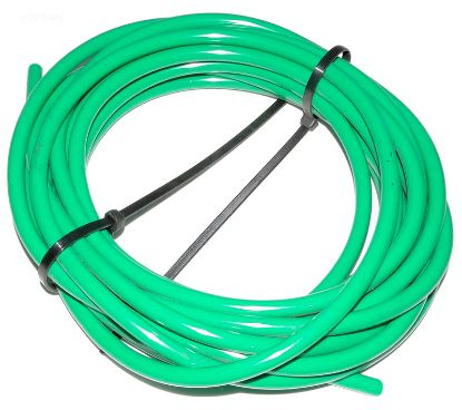 TUBING  GREEN/BLUE PER FOOT 3/16INID x 5/16INOD 7-0935