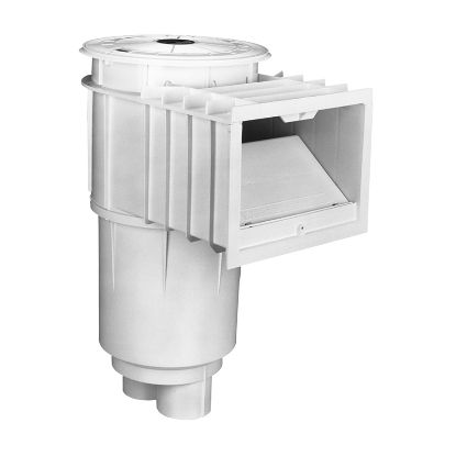 U-3 IG SKIMMER CONCRETE WHITE WITH FLOAT AND CHECK VALVE 2IN 08650-1403