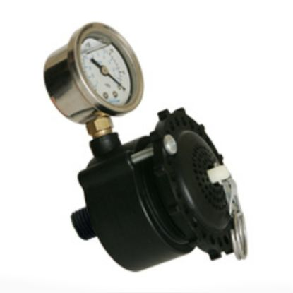 VACLESS MANUAL ADJ. SWITCH W/ PRESSURE GAUGE MANUAL BREATHER SVRS-20ADJ